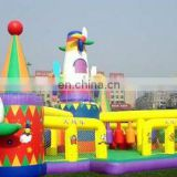 giant inflatable city, fun city games, inflatable toys FN034