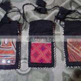 Afghan Kuchi Hand Embroidery Mobile Purse