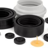 Rubber gasket auto rubber parts electric fitting