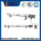 3ft 135w garden heater low energy tube heaters IP55 CE ROHS electric tubular heater