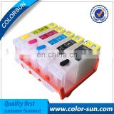 high quality Refillable Ink Cartridge for Canon pgi5 cli8 first series