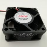 CNDF manufacturer from china supplier main provide dc brushless fan 60x60x25mm 24VDC 0.17A 4.08W 4500rpm 23.39cfm