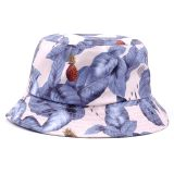 Custom Wide Brim Hunting Cap Camo Bucket Hat