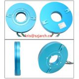 JARCH factory supplies high-tech disc slip ring, precision turntable, cable drum, intelligent toy conductive slip ring