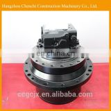 E120B carwler excavator hydraulic parts final drive travel motor assy TM22