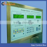 Hospital nitrous oxide /laughing gas medical control box