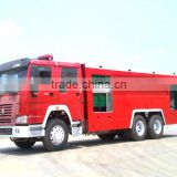 Sinotruk howo 6x4 euro2 266hp firefighting truck for sale