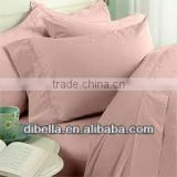 Beautiful color bedding fabric of pure combed cotton