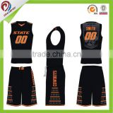 Dreamfox breathable dry fit design your own basketball set team uniforms cheap                                                                         Quality Choice