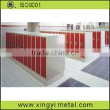 metal doors shelves library thick metal steel locker