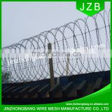 JZB Good services and high quality concertina razor wire in cheap price