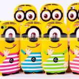 cheap silicon case for iphone 4 case, Despicable Me Silicone Case for iphone 5'' case