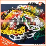Traffic Barrier Plastic Chain