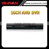 2015 Hot Selling H.264 1Sata 16CH 720P Rohs AHD DVR 16 Channel DVR                                                                         Quality Choice