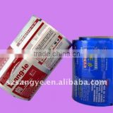 plastic roll films(packing candy ,snack,biscuits)