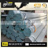 Tianjin TSX-GP 13693 Wholesale Hot Dip Galvanized Steel Pipe/tube 2016 electrical wire conduit hot dip galvanized s