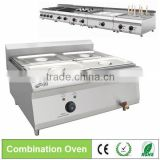 Combination Electric Bain Marie Food Warmer Oven