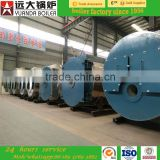 Best Quality Horizontal Oil (Gas) Fired Steam Boilers