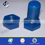 Good quality stud bolt and nut 193 B7 stud bolt and nut TEFLON finished Teflon finished stud bolt and nut