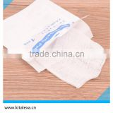 Hemostatic sterilizing gauze piece medical absorbent gauze 7.5*7.5cm,First aid for outdoor travel