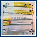 PE/ABS/PVC/ESD coated pipe for diy display rack