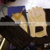 Pakistan Hero Top Soft and Grippy Leather Golf Gloves