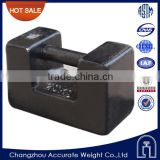OIML M1 class test weight 1000kg 500kg 20kg cast iron weights, Cast Steel Balance Weight