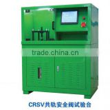 Injector Safety valve test bench
