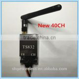 Original designer and producer TS832 40Ch 5.8G 600mw 5km Wireless Audio/Video Transmitter for FPV RC