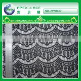 APN4527-clothes lace trimmed nylon hipster guangzhou fabric fashion beautiful nylon lace for wedding dress