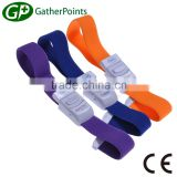 Medical Elastic Tourniquet Polyester Elastic Strap ABS Buckle