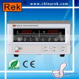 NEW AC Digital LED power meter monitor Voltage KWh time watt energy Volt Ammeter