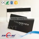 Hico Magnetic Stripe ISO Size PVC Business Card for Hotel