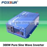 FPI300 Hot sales inverter pure sine wave 48V DC to 230V AC, DC to AC Solar power inverter 300W car inverter