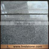 China granite step mountain white crystal grey step