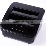 "Dual-Bay USB 3.0 Clone Docking Station 2.5 Inch / 3.5"" SATA HDD External Enclosure Case for 2.5"" & 3.5 ""SATA Hard Disk Drive/SSD"