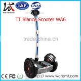 Wholesale Security Use 2 Wheel Guard Skateboard Electric Scooter for Adults