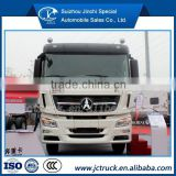 concrete mixer truck for sale/concrete mixer machine price North Benz 8X4 16CBM Concrete stir pump truck