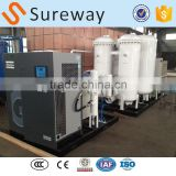 Low Power Consumption Industrial Gas Equipment PSA(Pressure Swing Adsorption) Nitrogen Generator for Ammonia Synthesis