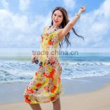 Women's Summer Pareo Dress Sarong Beach Bikini Swimwear Cover Up Scarf