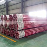 Epoxy Coated Composite Fire fighting Pipe / Fire Pipe / Fire Fighting Pipe / Fire Water Pipe