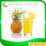 natural and nutritional 100% purity pineapple fruit powder/pineapple concentrated juice powder/sd pineapple juice powder