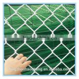 Diamond woven wire mesh metal panels manufacture