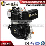 Single Cylinder Four-stroke LFD178F/ FA 7HP Diesel Engine for Generator/ Water Pump