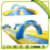 NEVERLAND TOYS Giant Inflatable Water Slide Outdoor Inflatable Slip and Slide Yellow Inflatable Slide the City Hot Sale