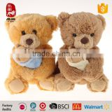 Supplier Enviromental material new style stuffed toys teddy bear & mother and son bear