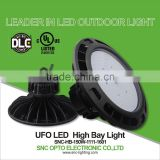 5 years warranty 150w ufo high bay light with magnesium alloy housing body