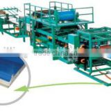 Sandwich panel foam machine/Cold Room Sandwich EPS Panel Production Line Roll Forming Machine