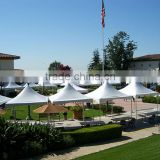6x6m High Quality outdoor Aluminum Pagoda Exhibition Marquee Tent for sale