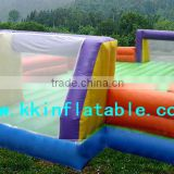 hot inflatable water bubble soap football field/pitch/stadium guangzhou supplier KKG-L111